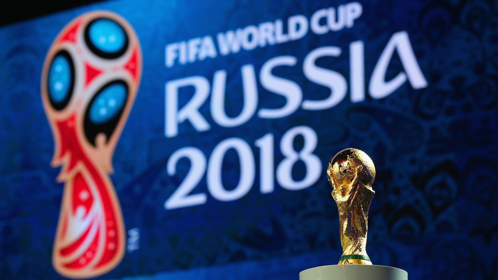 RE-LIVE: 2018 World Cup final draw