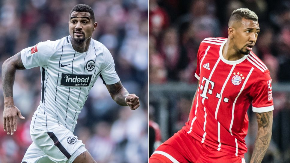 Boateng affair as Kevin welcomes Jerome in the Bundesliga this weekend