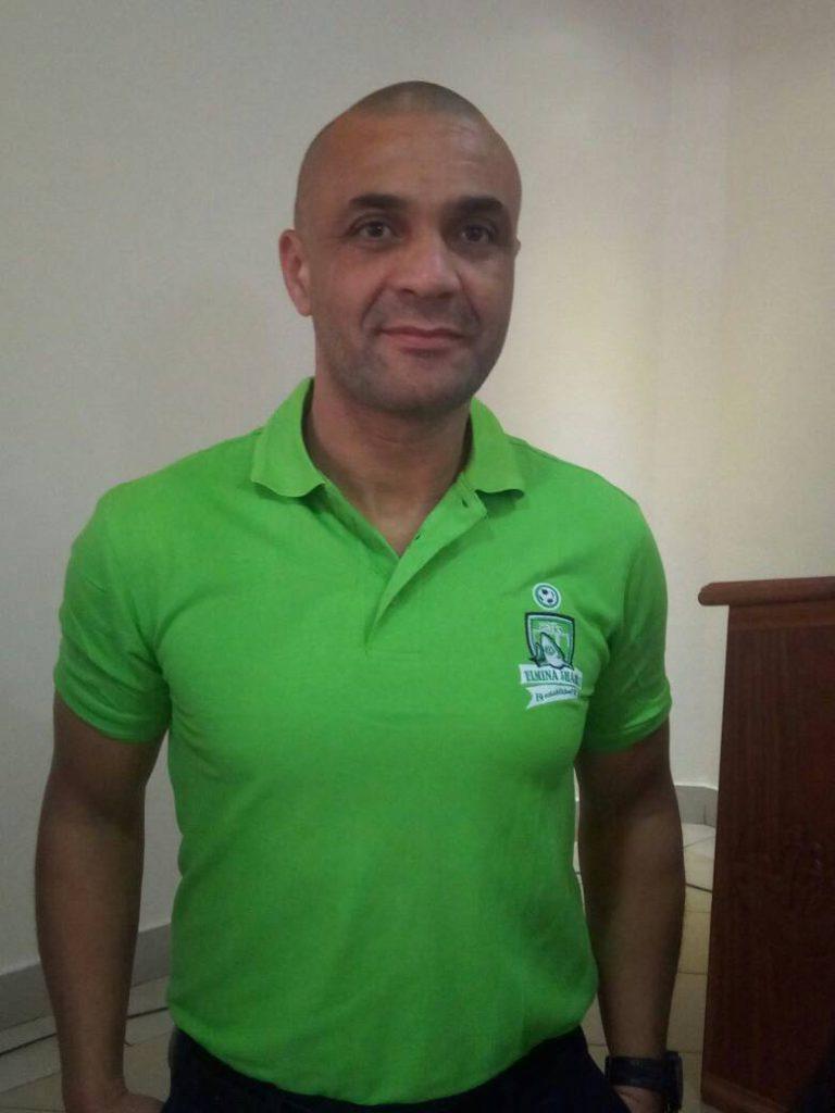 Elmina Sharks appoint ex-Ghana striker Kim Grant as technical director