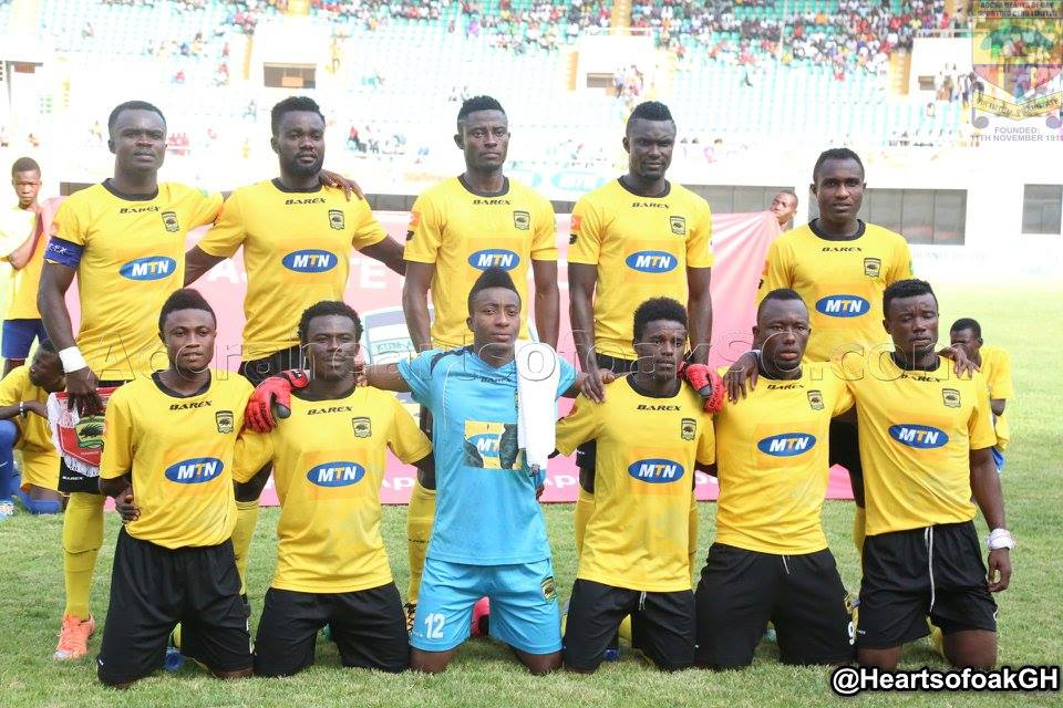 Hearts of Oak chiefs calls urges Asante Kotoko fans to exercise patience after Africa elimination