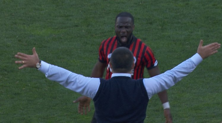 VIDEO: Genclerbirligi striker Elvis Manu opens Turkish Super Lig account with BRACE