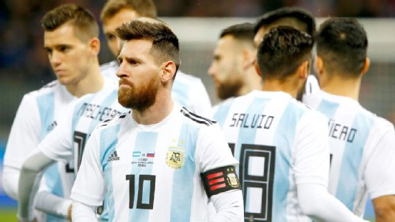 Messi hopes football pays him as he faces Nigeria at 2018 World Cup