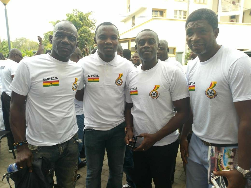 Ghana Football Coaches Association holds first ever Congress