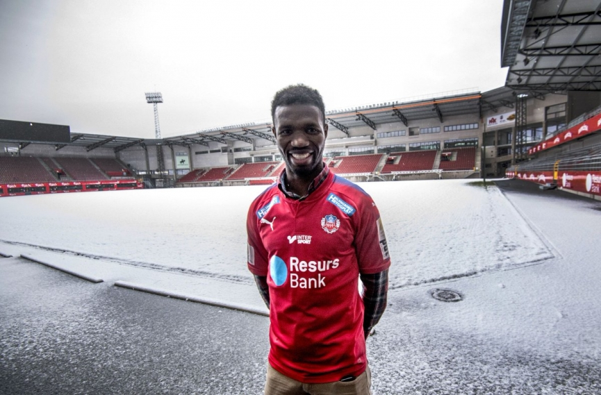 Swedish side Helsinborg IF sign Ghanaian midfielder Mohammed Abubakari