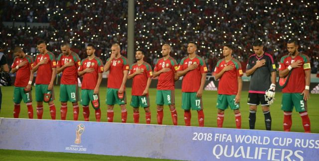 2018 World Cup draw: Morocco handed Group of Death to face Spain and Portugal