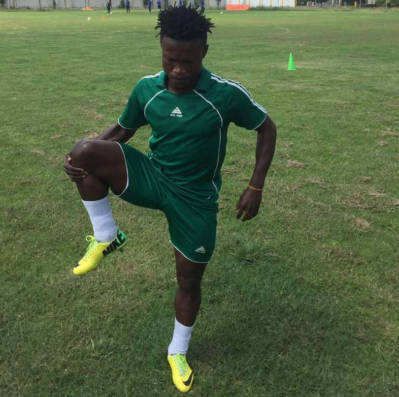 EXCLUSIVE: Eleven Wonders snap up defender Kwadwo Amoako from Nea Salamina