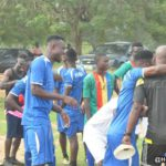 EXCLUSIVE: Free agent defender Francis Morton close to Hearts of Oak switch