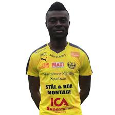 Swedish third-tier side Mjallby sack Ghanaian duo Gabriel Frimpong and Emmanuel Okine