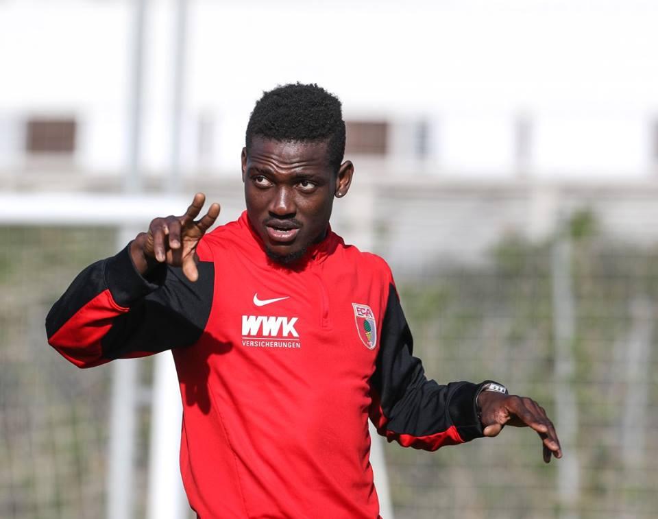 Ghana defender Daniel Opare a January target for Swansea City