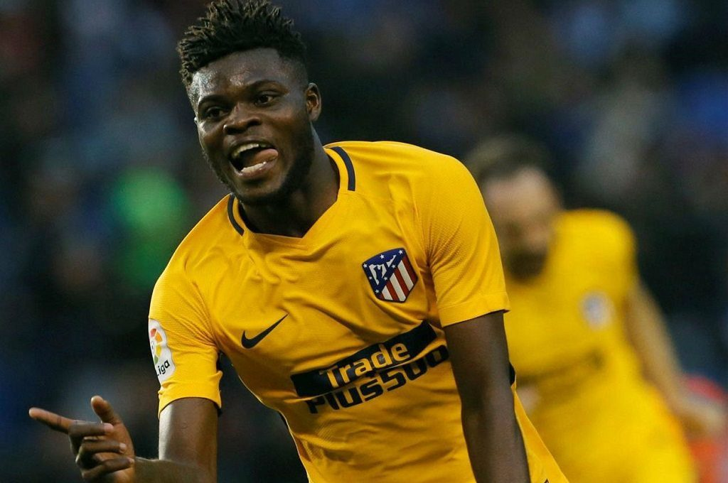 Thomas Partey open to English Premier League switch