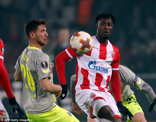 Rennes, Anderlecht and Besiktas bid €7-9m for Ghana striker Richmond Boakye