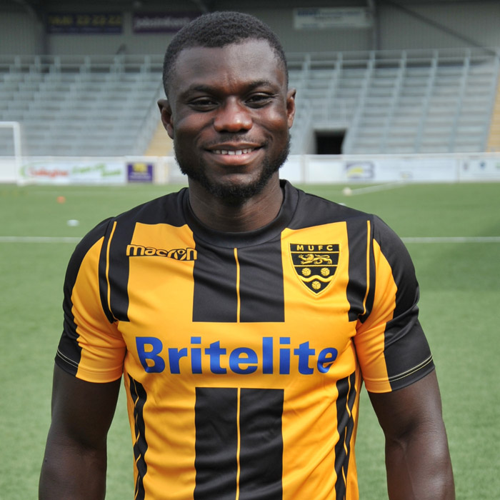 Defender Nana Ofori-Twumasi scores as Maidstone thump Torquay in FA Trophy