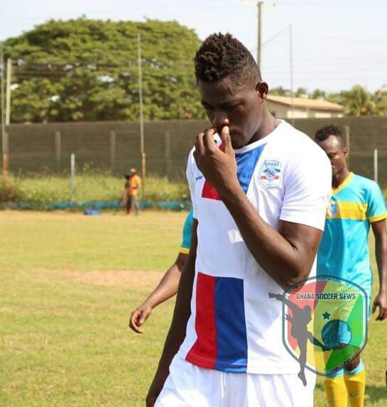 Aduana Stars intensify chase for Liberty Professionals midfielder Simon Zibo