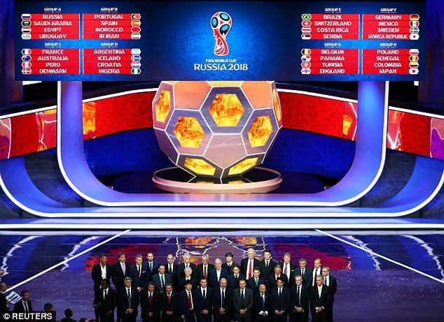 World Cup 2018 draw verdict: Who is likely to qualify from each of the groups at the finals in Russia?