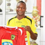 Defender Wahab Adams gears up for tough Asante Kotoko challenge