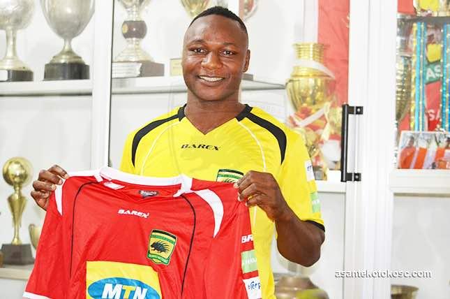 Defender Wahab Adams gears up for tough Asante Kotoko challenge