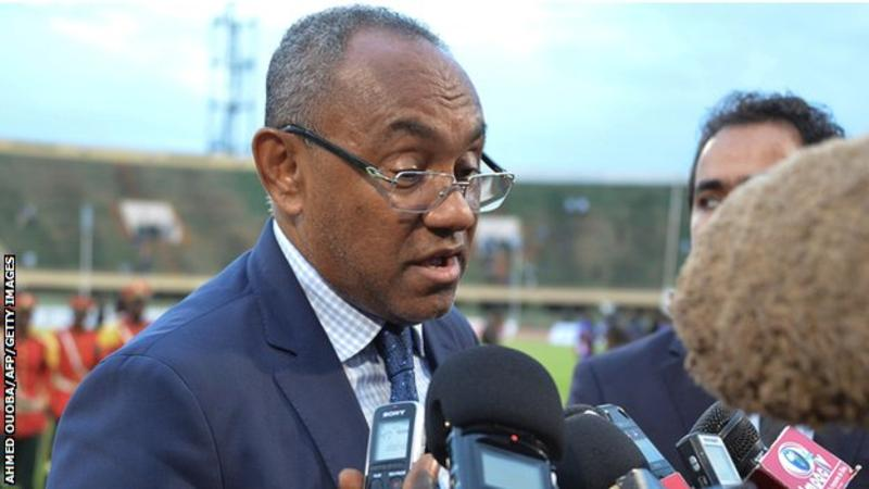 CAF president Dr Ahmad throws support behind Morocco in 2026 World Cup bid