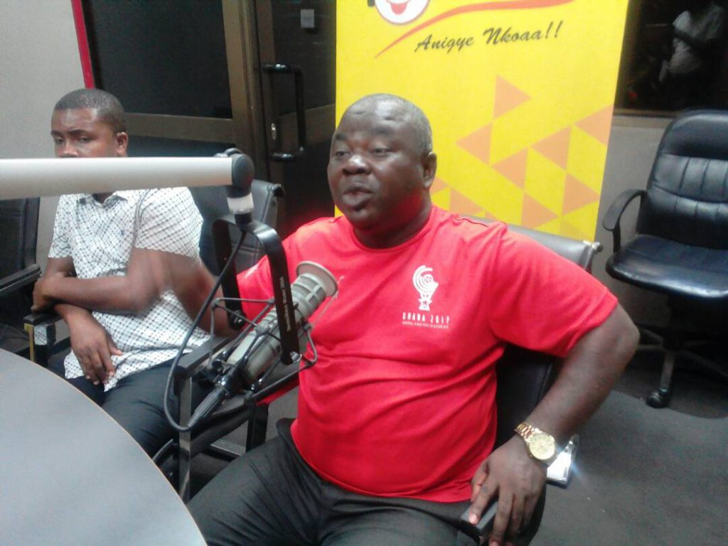 Aduana Stars CEO Albert Commey laments on Hearts of Oak state, says the club is left with only their music