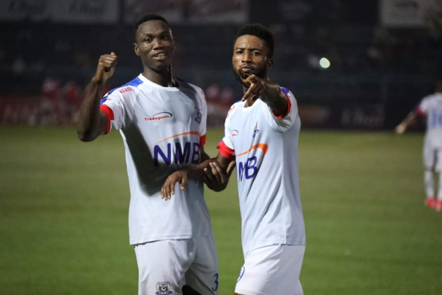 Former Liberty striker Bernard Arthur hits brace in Azam FC pre-season game