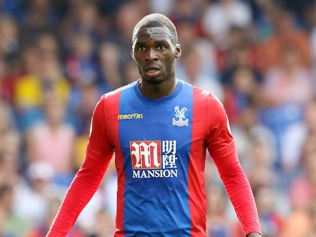 Crystal Palace defender Jeffrey Schlupp not blaming Benteke for Bournemouth draw