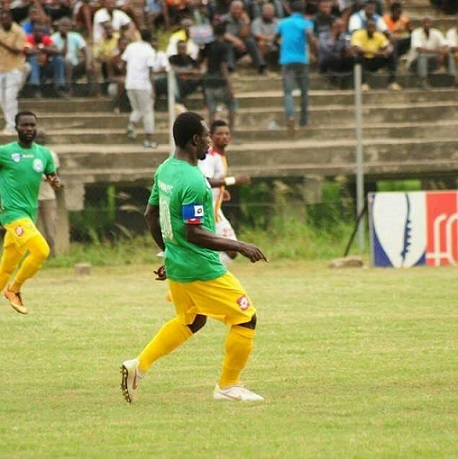 Aduana Stars captain Emmanuel Akuoku targets Champions League group stage