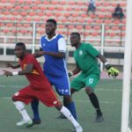 Free agent Farouk Mohammed starts preseason with Enyimba FC