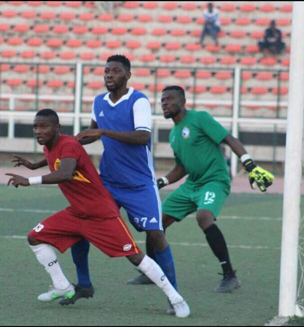 Ghana goalie Fatau Dauda refutes reports he has quit Enyimba FC
