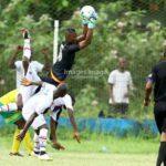 Goalkeeper Frank Andoh shuns Karela, Eleven Wonders interest to stay at Ebusua Dwarfs