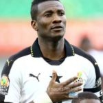 Asamoah Gyan dropped from Ghana squad to Iceland, Japan in friendly
