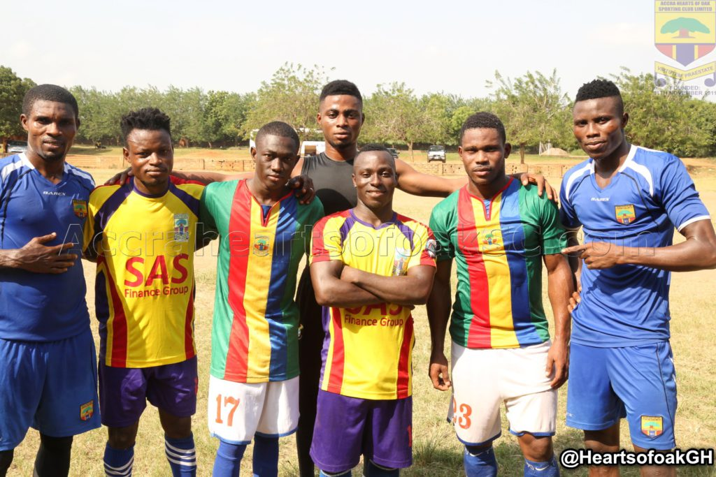 Ghanaian giants Hearts of Oak begin pre-season training ahead of new term