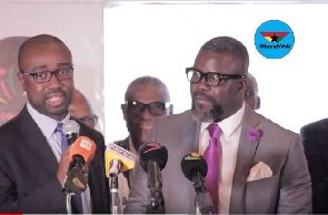 VIDEO: Sammy Kuffour 'shows respect' to Ibrahim Sunday by refusing to unveil final cut for CAF Player of the Year