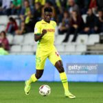 Ghanaian defender Enock Kwarteng set to leave Ligue 1 side Nantes