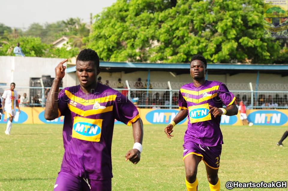 Medeama star Kwasi Donsu starts pre-season practice amidst uncertain future