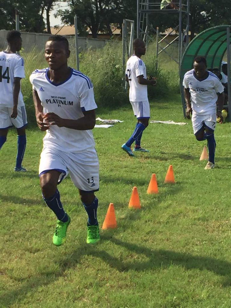 West Prime Platinum FC wonder kid Godfred Manner set for Red Star Belgrade move