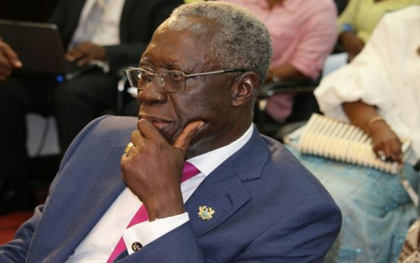 Former Sports minister Osafo Marfo bemoans the state of Ghana football