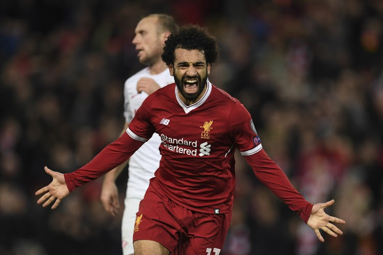 Top guns hail Liverpool ace Mohamed Salah after BBC Africa best award
