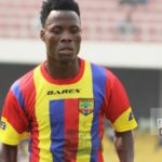 Contract rebel Samudeen Ibrahim suspended by Hearts of Oak