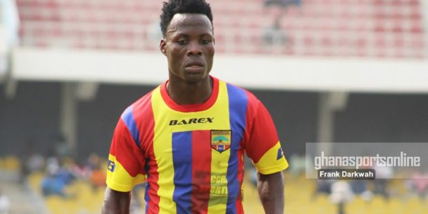 Hearts of Oak midfielder Samudeen Ibrahim reckons tough test provided by Ebusua Dwarfs in G-8