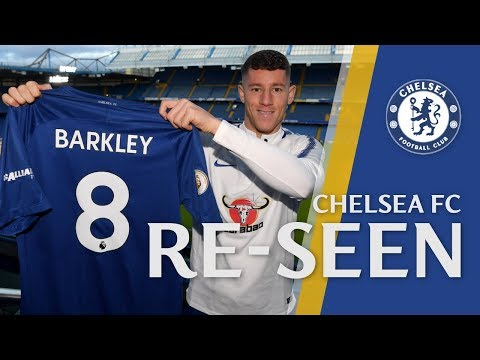 new style 4709a 7f27b Our New Number 8 - A First Look At Ross Barkley As A Chelsea ...