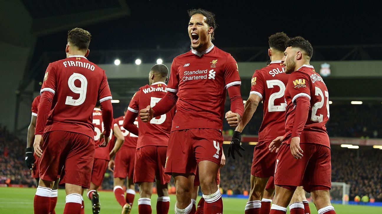 Liverpool's Virgil Van Dijk Always Had 'a Lot Of Potential