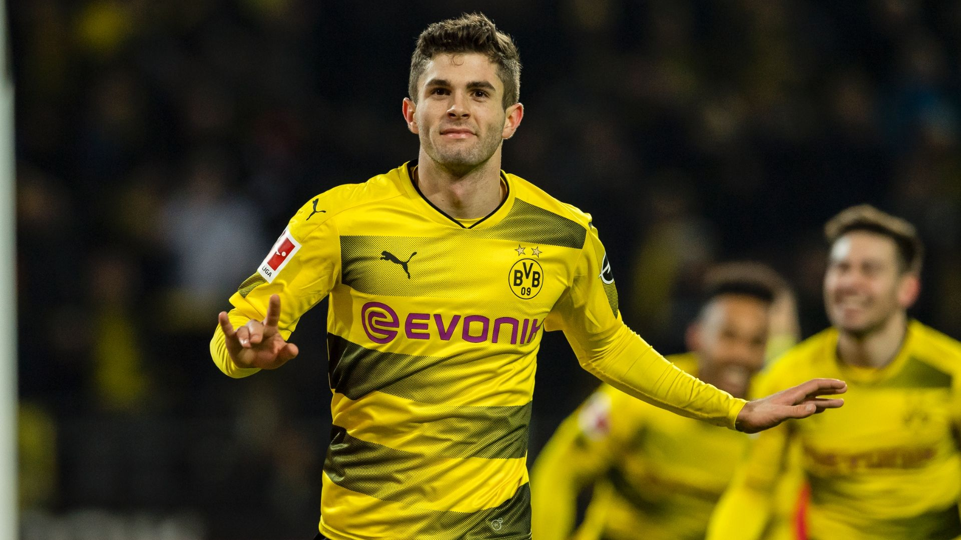 Premier League will have to wait for Pulisic