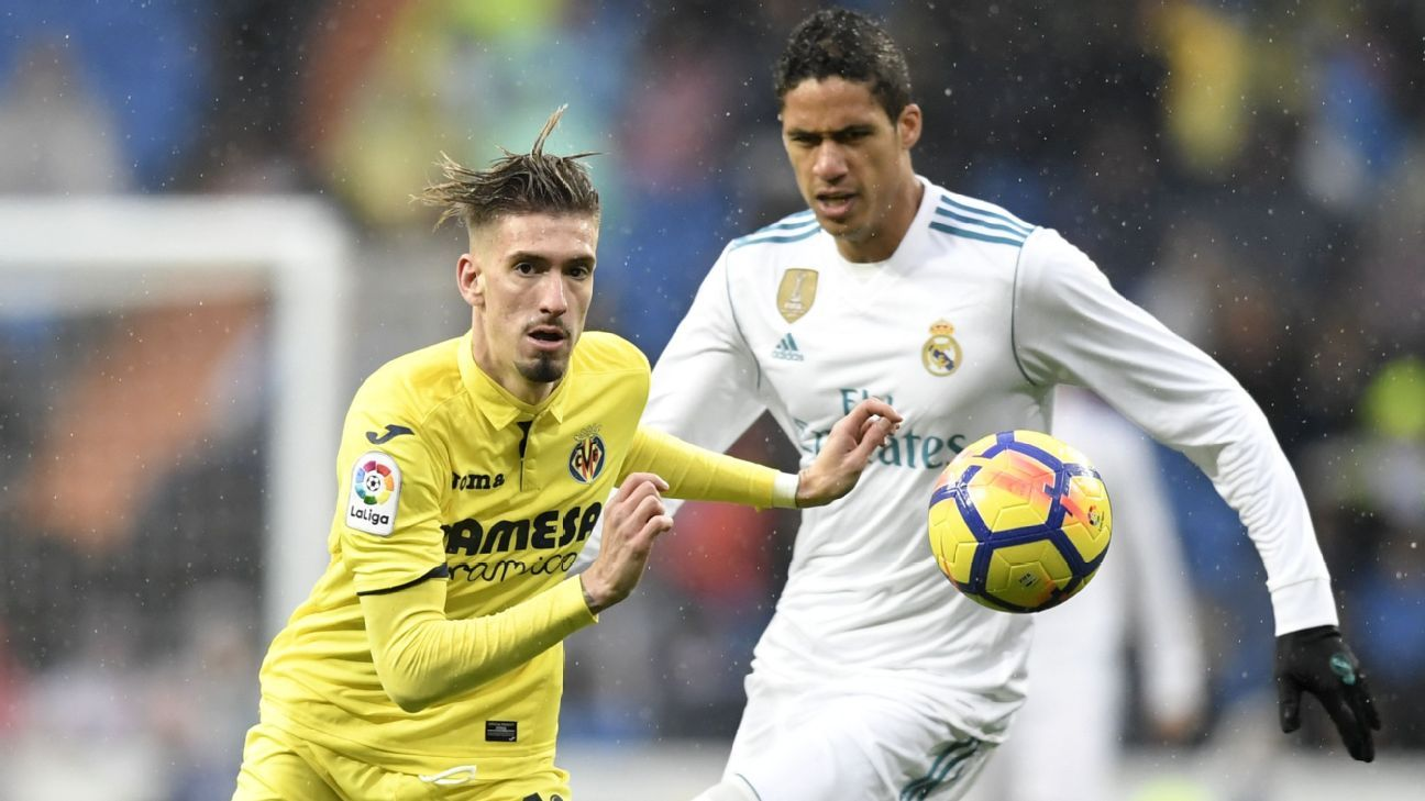 Villarreal stun Real Madrid as Atletico hold on to win in La Liga