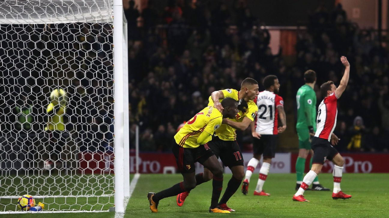 Watford's Troy Deeney admits VAR would have ruled out equaliser