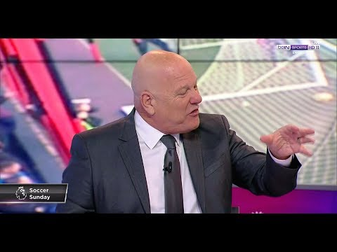 Andy Gray & co discuss Sanchez signing for Man United instead of Man City
