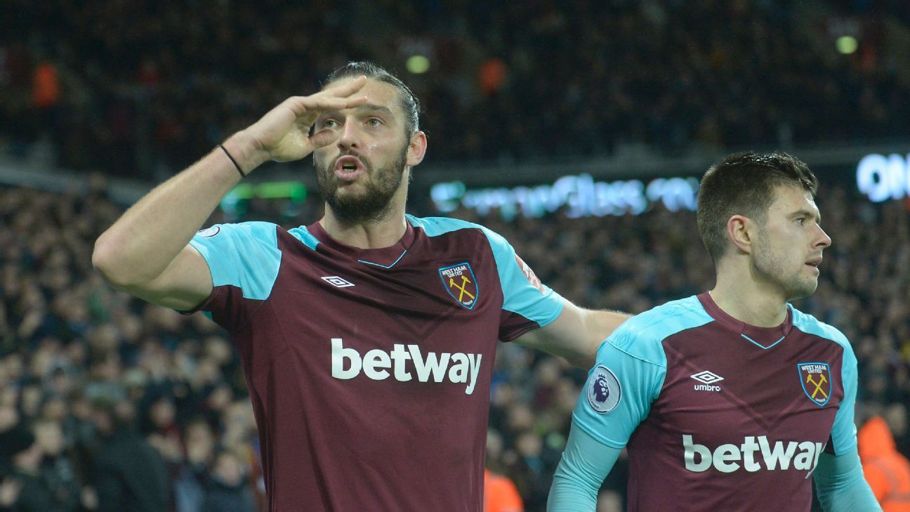 West Ham want to keep Andy Carroll during transfer window