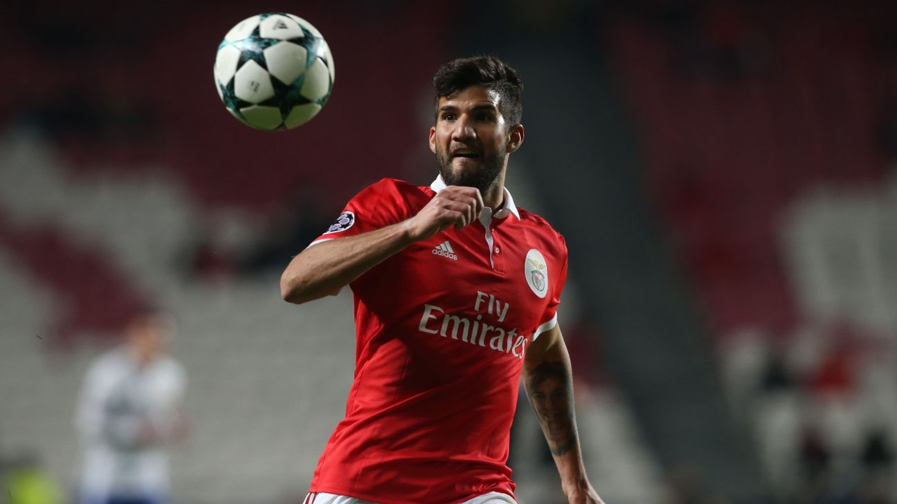 Lisandro Lopez joins Inter Milan on loan from Benfica; targets UCL