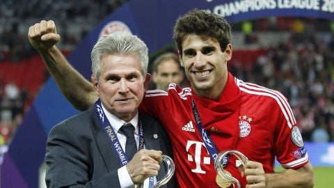 Martinez and Heynckes: A match made in heaven Restored to midfield, the Spaniard is once again performing at his very best under his old mentor. vor 2 Stunden
