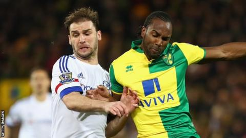 Rams set to sign Norwich striker Jerome