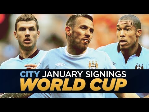 JANUARY TRANSFER SIGNINGS! | World Cup of January Transfers   WIDE