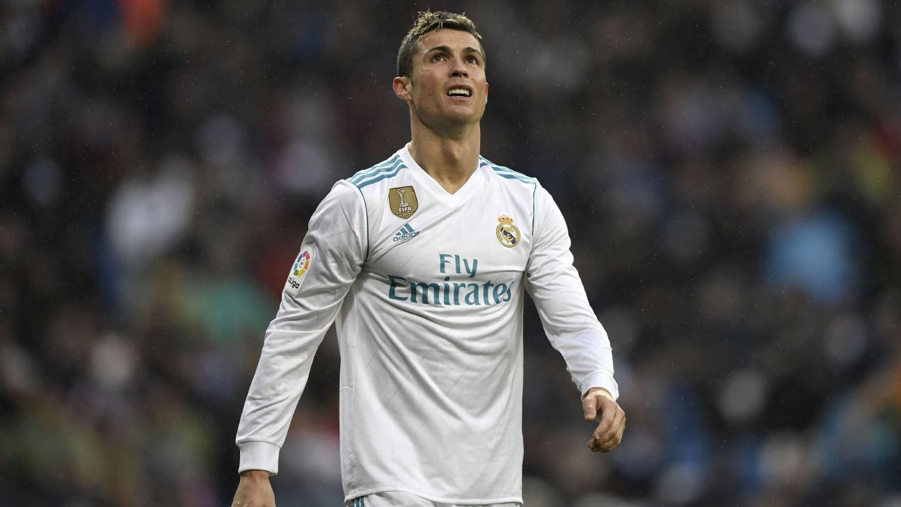 Cristiano Ronaldo wins Real Madrid player award amid uncertainty